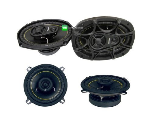 140w Speakers Car - 2) NEW KICKER DS693 6x9