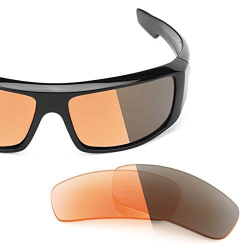 e9ac308b62c Revant Replacement Lenses for Spy Optic Logan Elite Adapt Orange  Photochromic  Amazon.ca  Sports   Outdoors