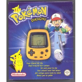 (Nintendo Pokemon Pikachu Virtual Pet, Yellow)