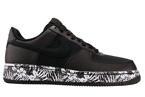 Nike Air Force 1, Zapatillas De Deporte para Hombre Negro