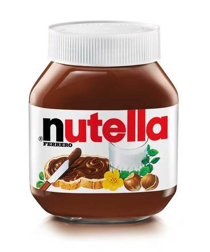 Nutella Original Hazelnut Spread, 26.5 Ounce Jar -- 12 per case. by Nutella