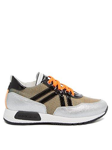 Affermazione Noclaim Sole17 Sneaker Arancione