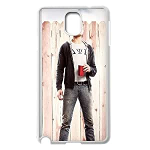 Zac Efron Samsung Galaxy Note 3 Cell Phone Case White as a gift A4643014