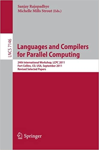 Languages and Compilers for Parallel Computing: 24th