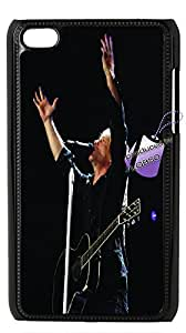 Back case for iPod touch4,cases for iPod touch4,iPod touch4 cover case,DIY Bon Jovi case with Bknso_9559500(Black).