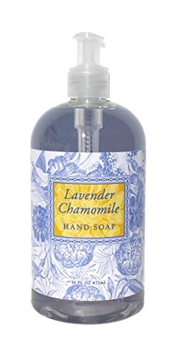 Greenwich Bay Trading Co. Hand Soap, 16 Ounce, Lavender Chamomile -