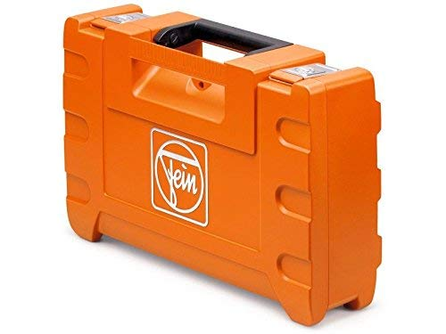 Fein Plastic case with practical interior dvisions – 33901131980