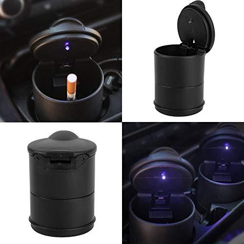 Cenicero con luz LED para coche mimagogy cami/ón o cami/ón