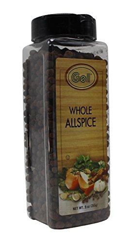 Gel Spice Whole Allspice Club Size 9oz