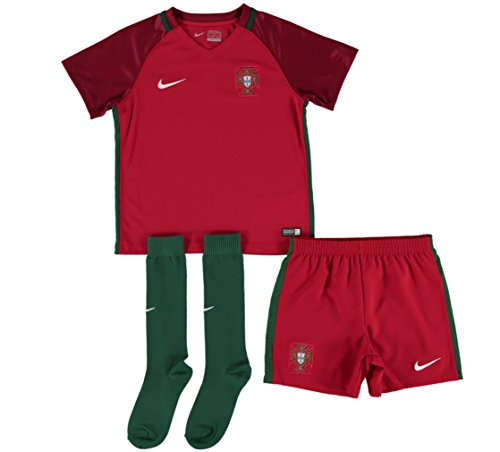 d9bad47a8ab Nike Portugal Little Kids Home Infant/Toddler Soccer Kit - Import It All