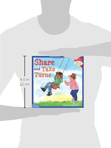 Share and Take Turns (Learning to Get Along, Book 1)
