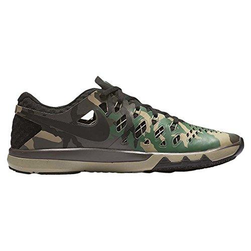 Nike Nike Train Speed 4–Black/Gorge Green de Baroque Brow