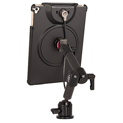 The Joy Factory MagConnect Wall/Counter Mount w/ Lockdown Secure Holder w/ Cable Lock for iPad Air 2 and iPad Pro 9.7'' (MLA204) by The Joy Factory