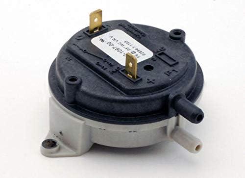 Instructions CROIX Pellet Stove Manual Reset High Limit Switch 80P52629R ST