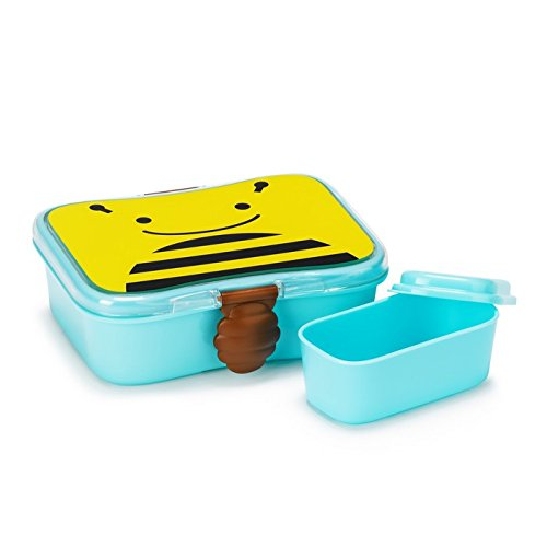 Skip Hop Zoo Lunch Kit, Brooklyn Bee 252479