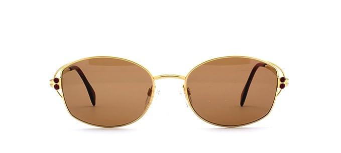 Chopard - Gafas de sol - para mujer dorado dorado: Amazon.es ...