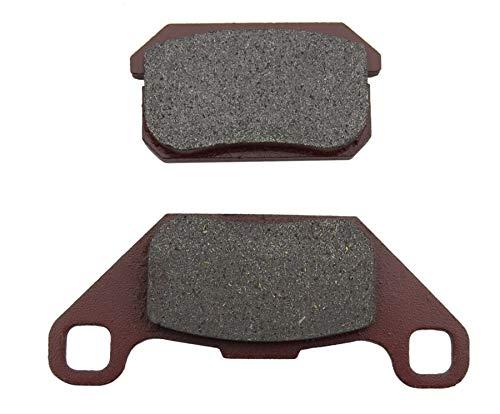 (Manco/ American Sportworks Front Brake Pads 14142/14654)