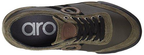 ARO Unisex-Erwachsene Ido Sneakers Braun (Taupe)