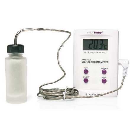 Thermometer, -58 to 392F