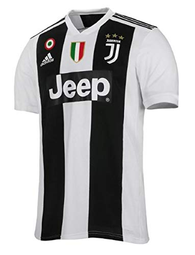 bd954faa9 Juventus 18 19 Soccer Jersey Mens Size L