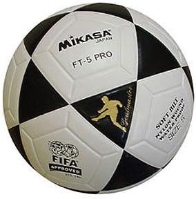 Mikasa FT5 Pro Foot voleibol: Amazon.es: Deportes y aire libre