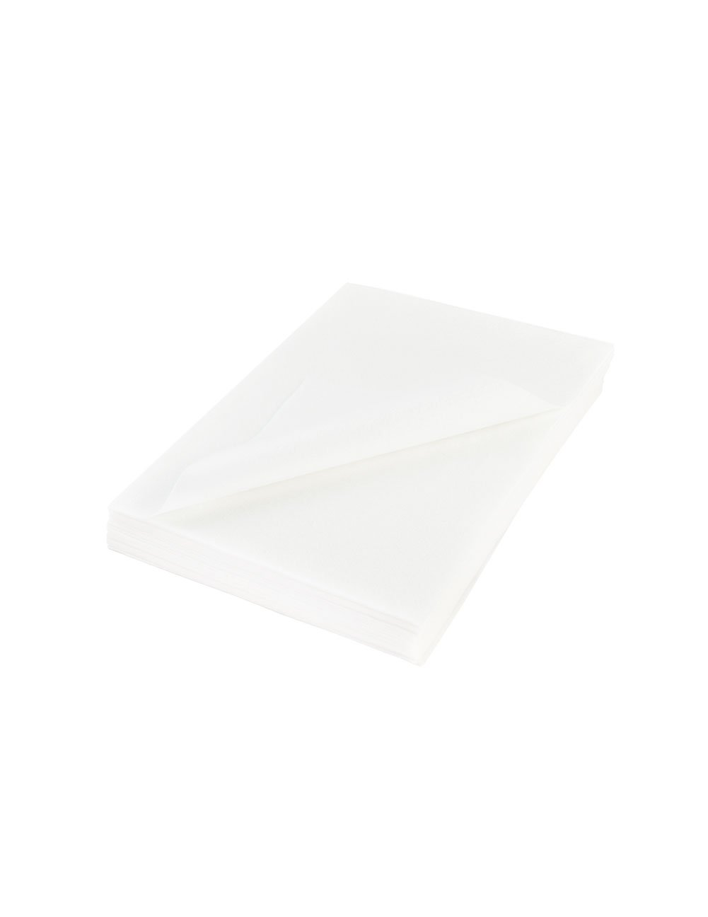 """Acrylic Felt Sheet 9"""" X 12"""": 25 PCS, White"""