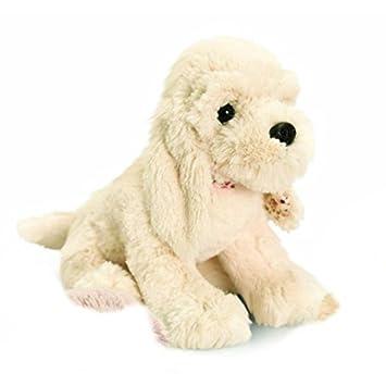 Keel Toys - Belle Rose labrador - Peluche 25cm (Crème)