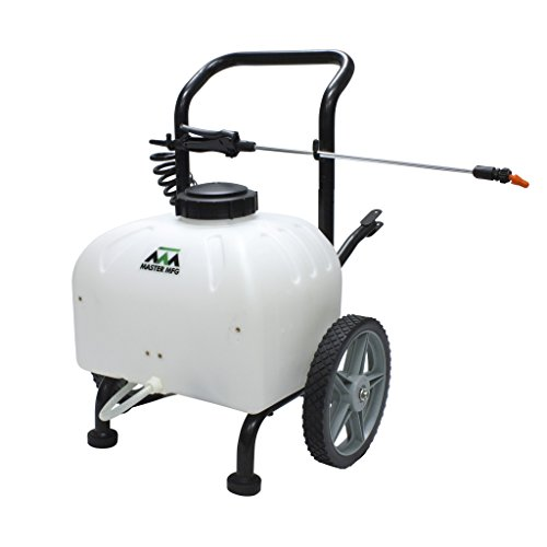 Master Gardener Rechargeable Cart