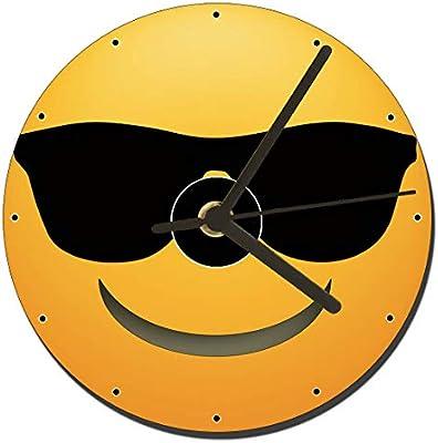 MasTazas Emoticono Emoji Gafas De Sol Sun Glasses Reloj CD ...