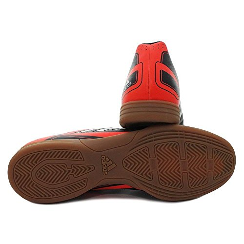Adidas - Puntero IX IN J - Color: Naranja-Negro - Size: 38.0