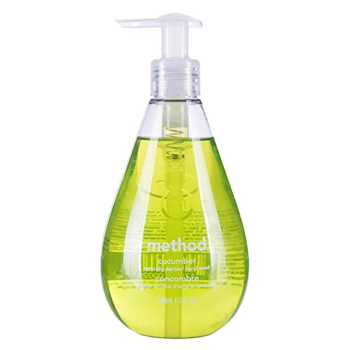 Method Gel Hand Wash, Cucumber, 12 Ounce