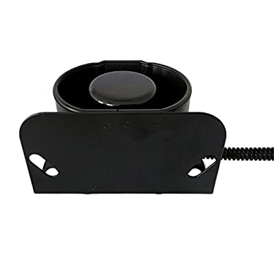 YUESONIC 12-36V 112dB High Strength of Metal Housing Waterproof Heavy-Duty Back-Up Alarm for Trucks Construction Machines etc: Automotive