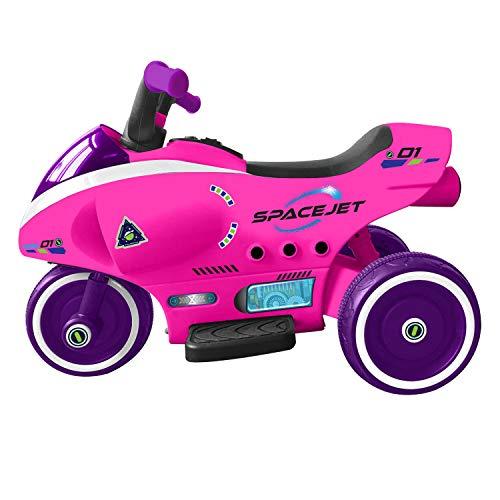 Kid Motorz Space Jet in Pink (6V) JungleDealsBlog.com