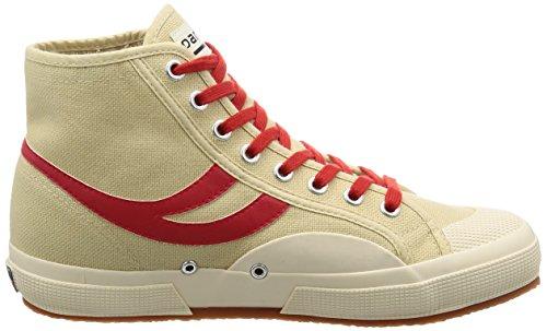 red Panatta Adulto Sneaker Cotu – Ecru Unisex 2750 Superga qA8zz