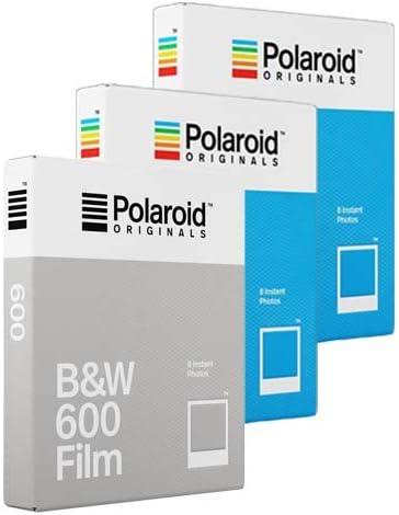 Polaroid Originales película – Triple Pack – 2 x Color película 1 ...
