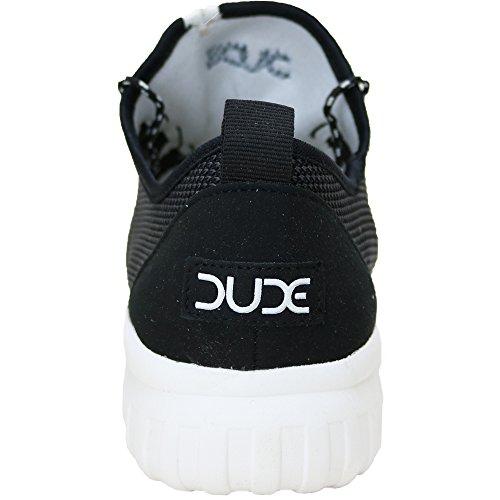 Hey Dude Hombres Renova Sox Zapatos Onyx