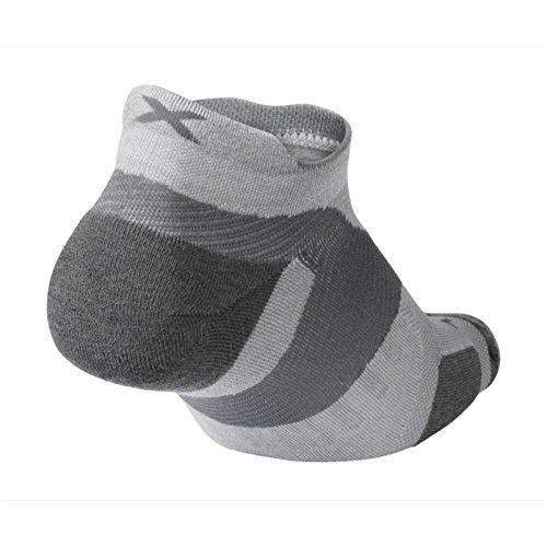 Chaussettes De Homme Sport Gris Medium 2xu dRBqAwp