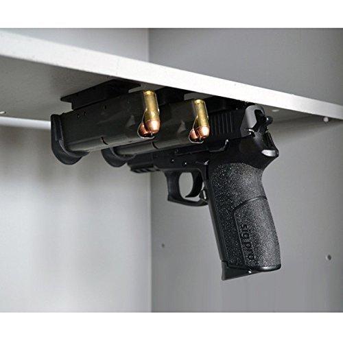 Gun Storage Solutions MULTI-MAG Gun Mounting Magnet (2-Pack)