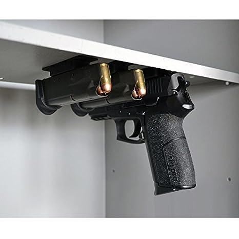 Amazon Gun Storage Solutions MultiMAG Gun Mounting Magnet 40 Fascinating Gun Safe Magnetic Magazine Holder