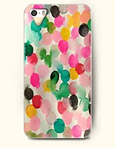 SevenArc Phone Skin Apple iPhone case for iPhone 5 5s ( 5C EXCLUDED ) -- Colorful Watercolor Painting