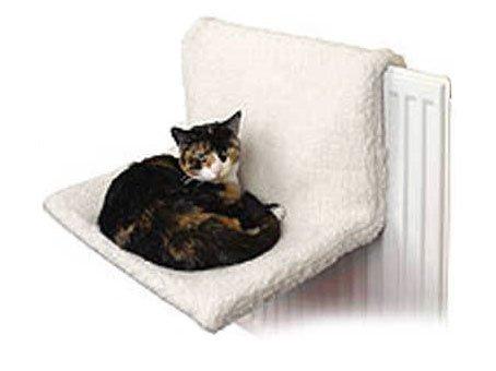 V-VAPE Cama de lujo para radiador de gato: Amazon.es: Productos ...