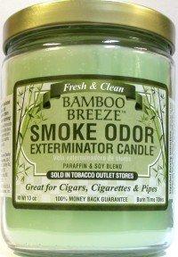 Odor Exterminator Candle (Odor Exterminator Candle Bamboo Breeze 13oz)