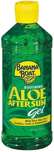 Banana Boat Aloe Vera Gel, 16 Fluid Ounces