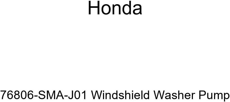 Genuine Honda 76806-SMA-J01 Windshield Washer Pump