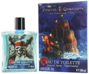 Pirates Of The Caribbean On Stranger Tides Edt Spray 3.4 Oz By Air Val International 2 pcs sku# 963275MA