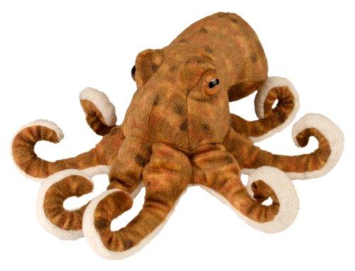 Wild Republic 10872 - Plüsch Oktopus, 20 cm