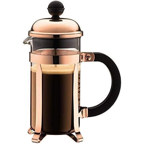 Bodum Chambord 8 Cup French Press Coffee Maker Chrome 10