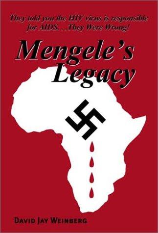 Read Online Mengele's Legacy pdf