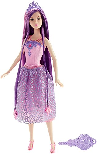 Barbie Endless Kingdom Princess Purple product image