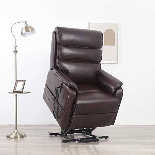 Cheap Futuro Hogar Dual Motor Power Lift Recliner Chair living room chair for sale